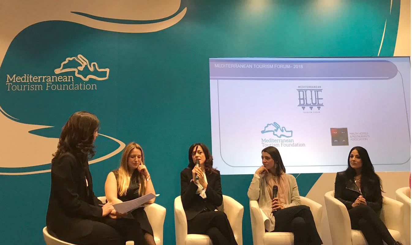Mediterranean Tourism Forum – Women Leader